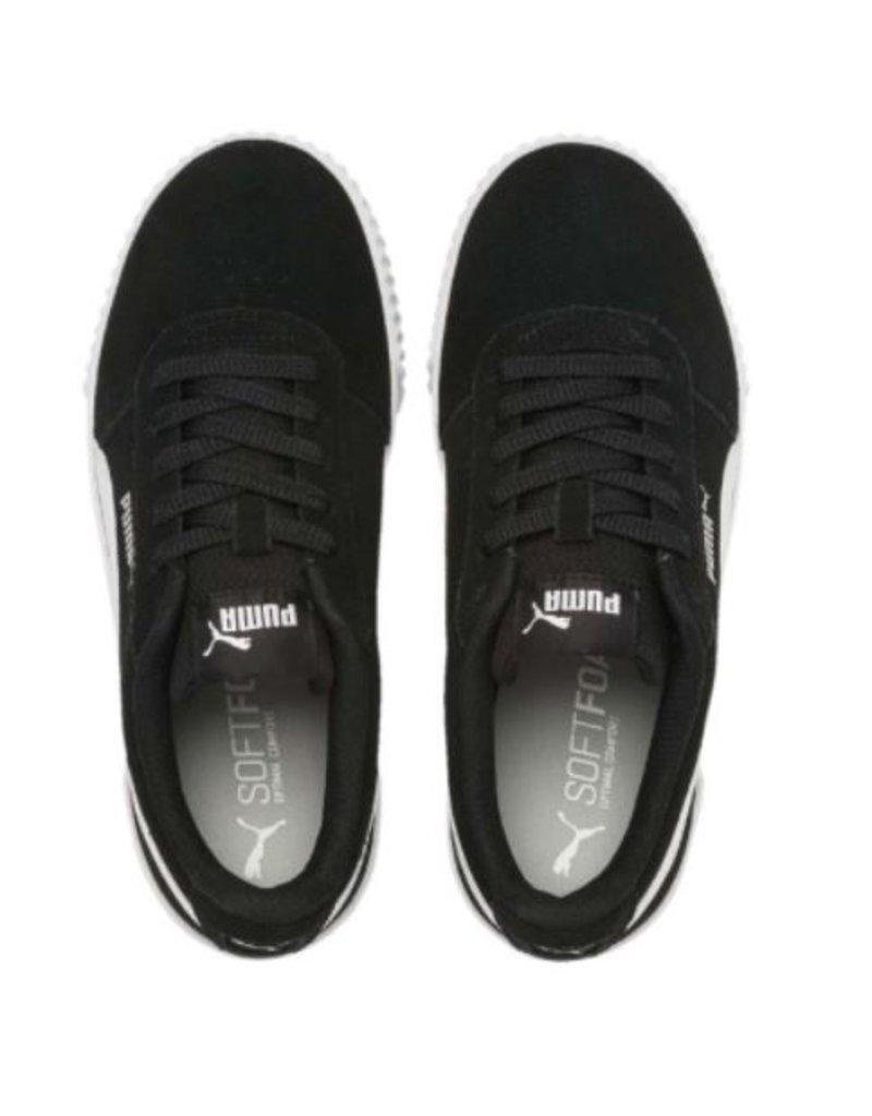 Puma Puma Carina Jr zwart sneakers kids
