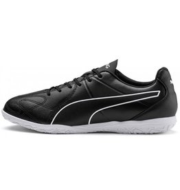 Puma King Hero IT zwart indoor voetbalschoenen unisex