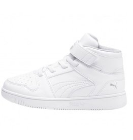 Puma Rebound Layup SL V Inf wit sneakers baby