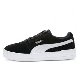 Puma Carina PS zwart wit sneakers kids