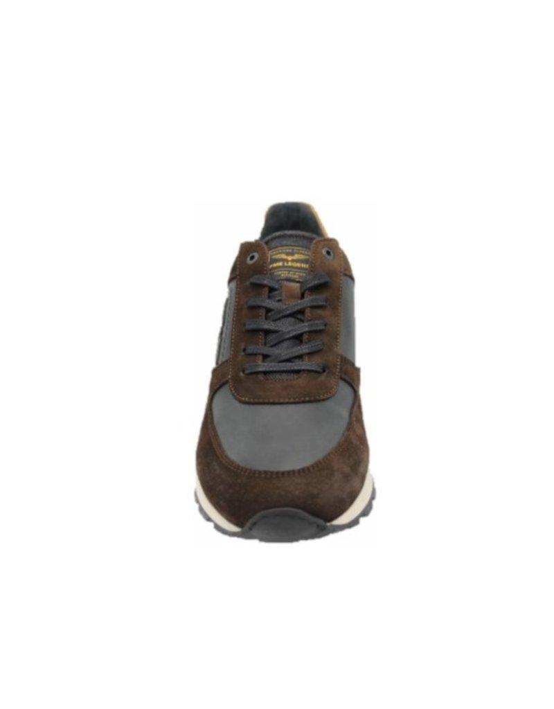 PME Legend PME Runner SP donkerbruin sneakers heren