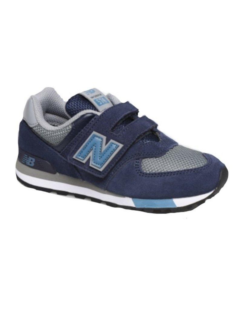 New Balance New Balance IV574FND blauw sneakers baby