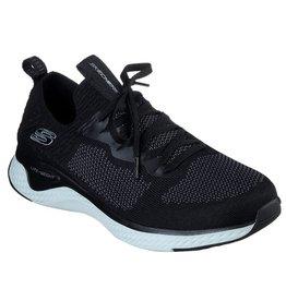 Skechers Solar Fuse- Valedge zwart sneakers heren