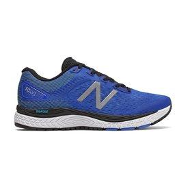 New Balance MSOLVLC2 blauw hardloopschoenen heren