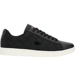 Lacoste Carnaby EVO 319 8 SFA zwart sneakers dames