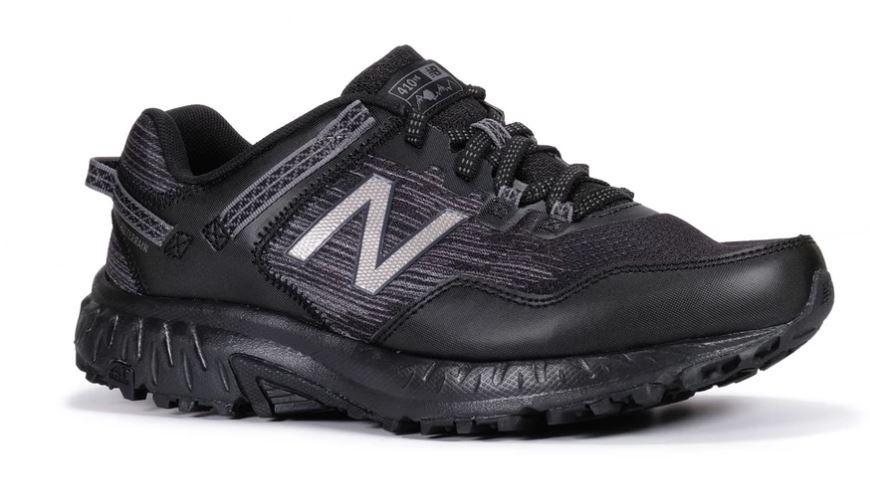 New Balance MT410LA6 zwart wandelschoenen heren (743751 608)