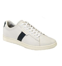 Lacoste Carnaby Evo 319 7 SMA wit groen sneakers heren
