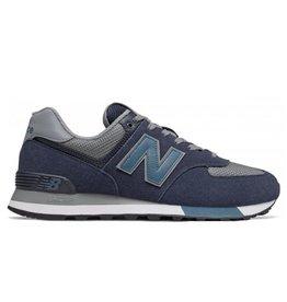 New Balance ML574FND blauw grijs sneakers heren