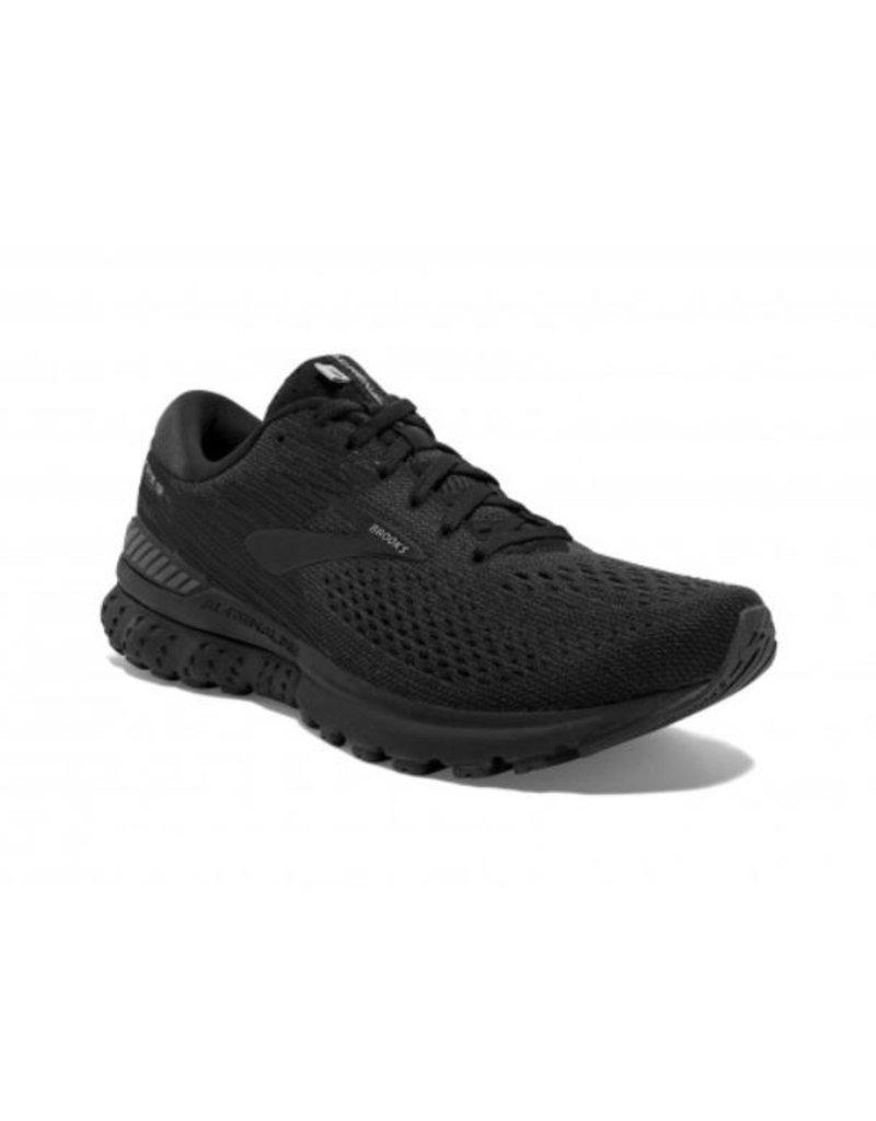 Brooks Brooks Adrenaline GTS 19 (D) zwart hardloopschoenen dames