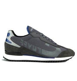Cruyff Monster Ripple grijs sneakers heren