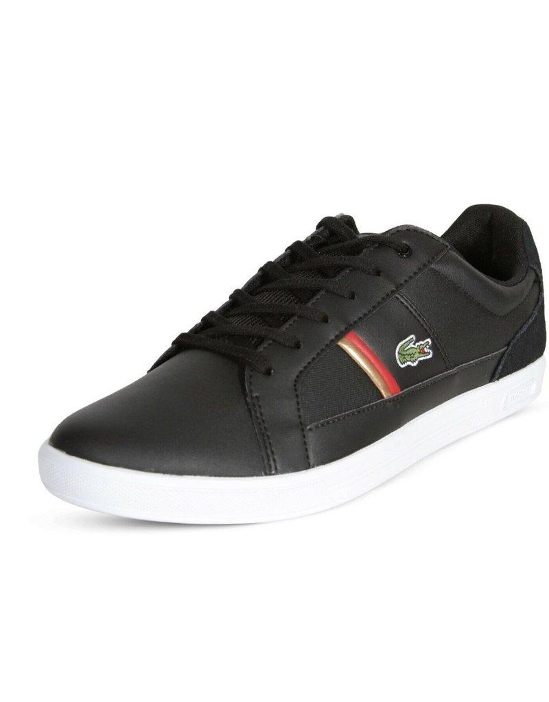 Lacoste Lacoste Europa 319 1 SMA zwart sneakers heren