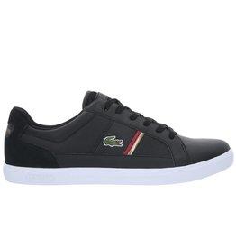 Lacoste Europa 319 1 SMA zwart sneakers heren