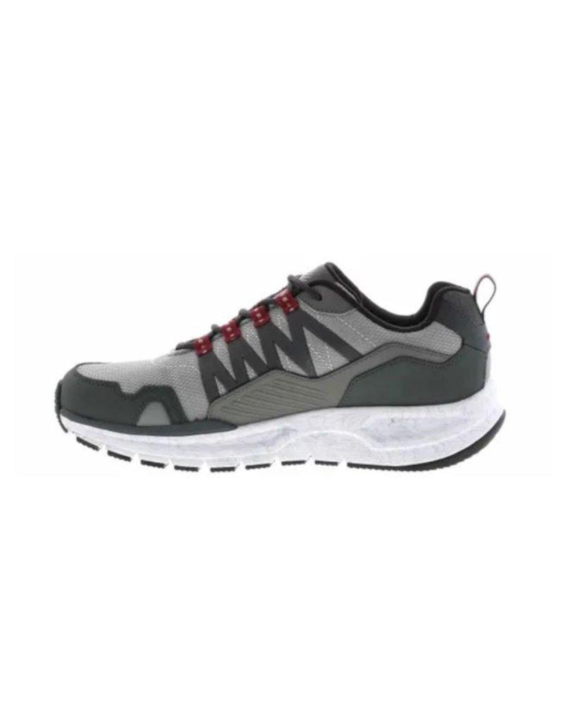 Skechers Skechers Escape Plan 2.0 - Ashwick grijs wandelschoenen heren