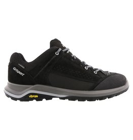 Grisport Siena Low zwart wandelschoenen uni