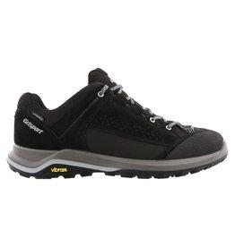 Grisport Siena Low zwart wandelschoenen unisex