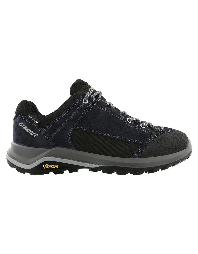 Grisport Grisport Siena Low blauw wandelschoenen dames
