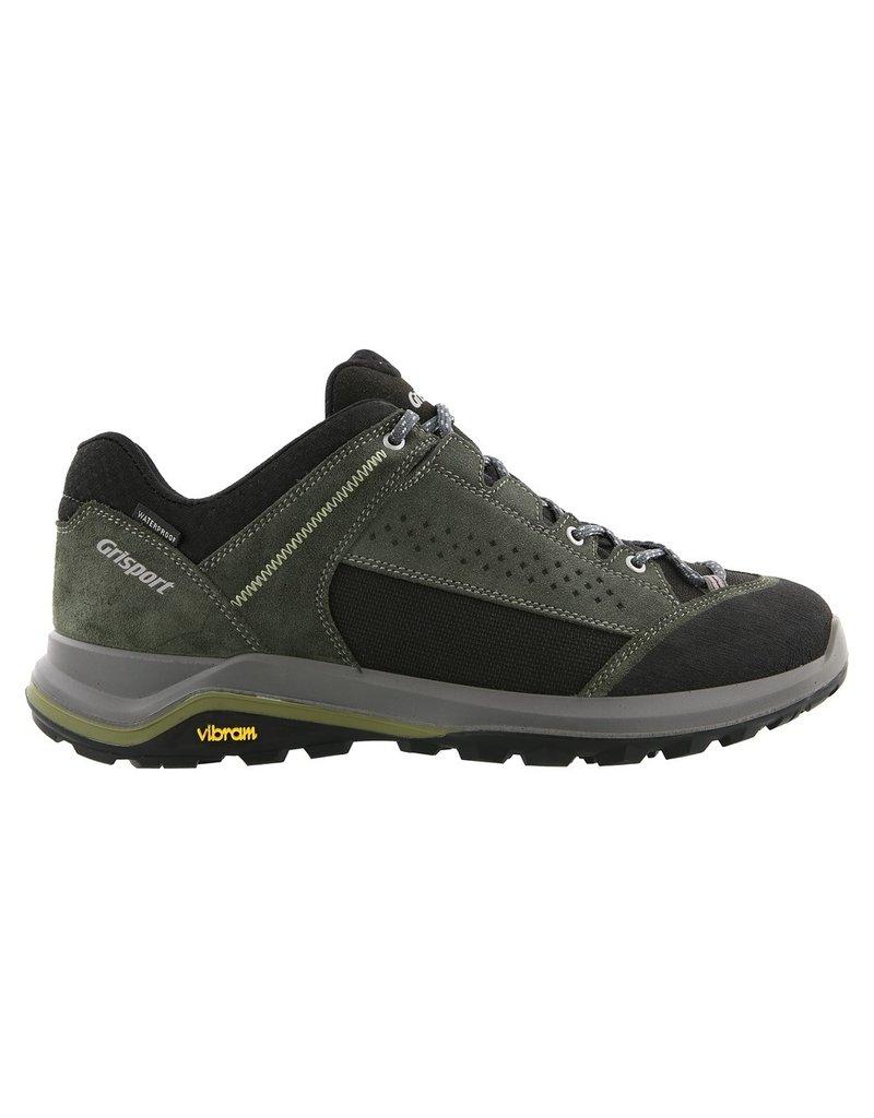 Grisport Grisport Siena Low groen wandelschoenen heren