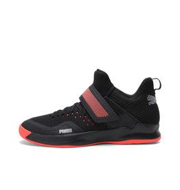 Puma Rise XT NETFIT 2 zwart volleybalschoenen unisex