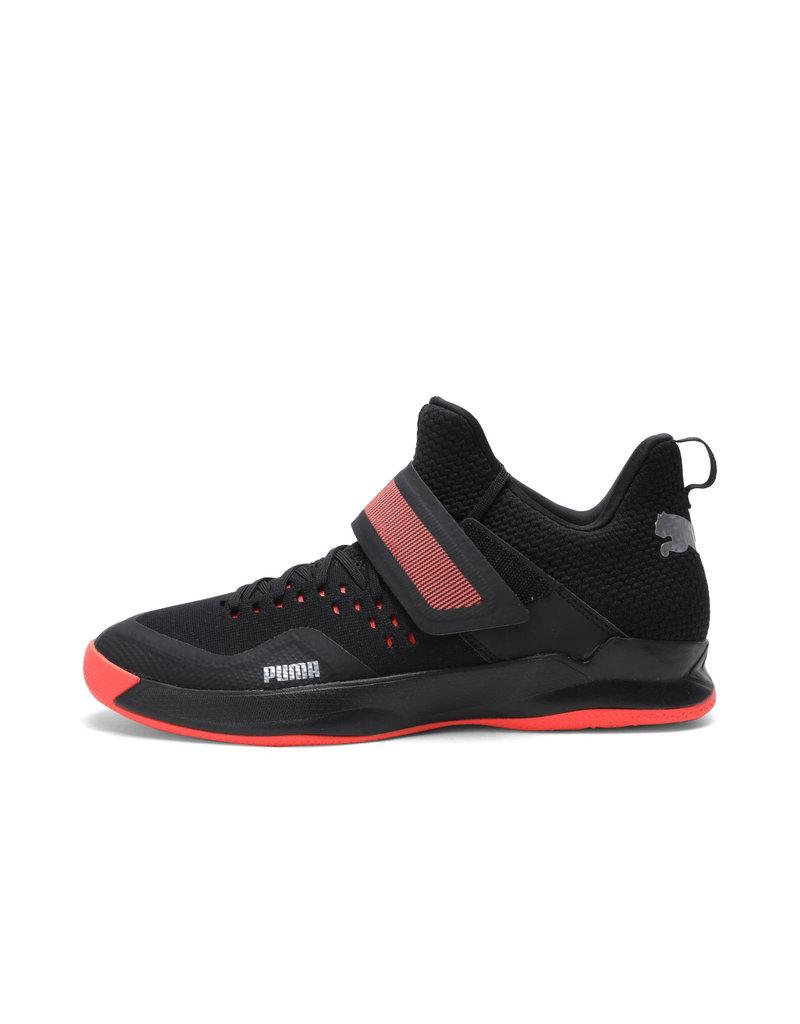 Puma Puma Rise XT NETFIT 2 zwart volleybalschoenen unisex