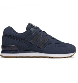 New Balance ML574NFC blauw sneakers heren