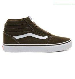 Vans MN Ward HI groen sneakers heren