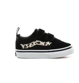 Vans TD Ward V zwart animal sneakers baby