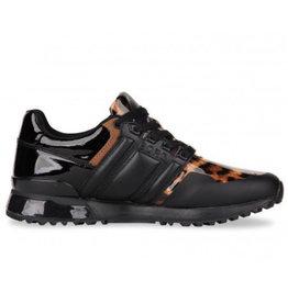 Björn Borg R230 Low Leo W 2000 zwart sneakers dames