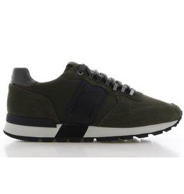 Björn Borg R610 Low HKG M 9600 groen sneakers heren