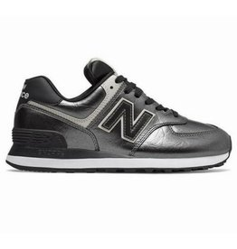 New Balance WL574 WNF metallic sneakers dames
