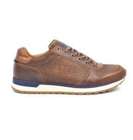Gaastra Kean TMB M cognac sneakers heren