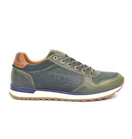 Gaastra Kean TMB M groen sneakers heren