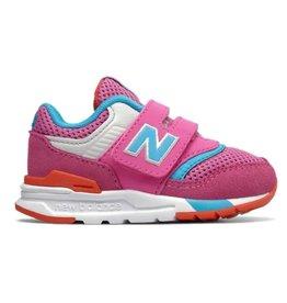 New Balance IZ997HDC roze sneakers baby