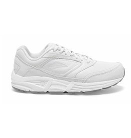 Brooks Addiction Walker 2 wit wandelschoenen dames