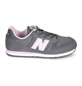 New Balance YC373CE grijs sneakers meisjes