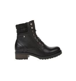 Gaastra Marena High TMB fur zwart boots dames