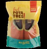 Hot Potatoes Hot Potatoes HP 57013 grijs rood pantoffels dames