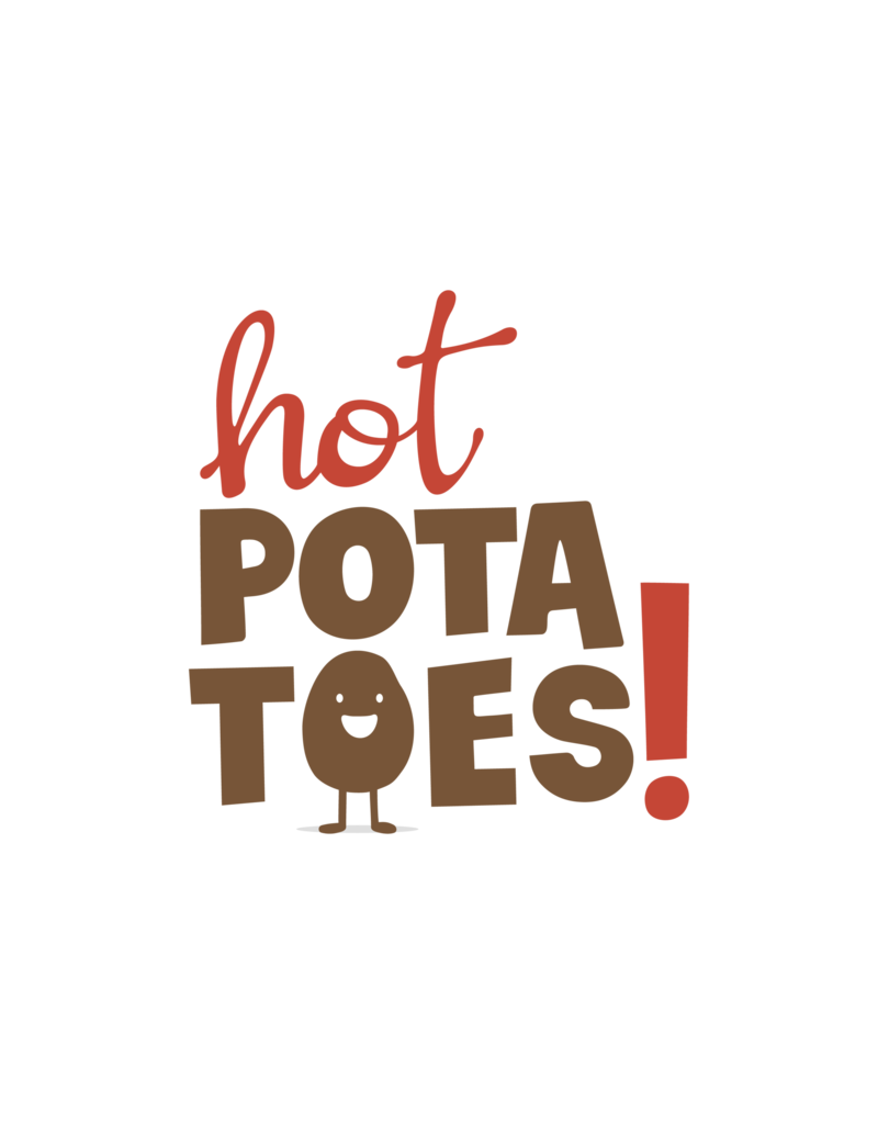 Hot Potatoes Hot Potatoes HP 57026 zwart pantoffels dames