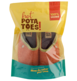 Hot Potatoes Hot Potatoes HP 57029-03 grijs roze pantoffels dames