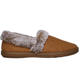 Skechers Cozy Campfire Team Toasty bruin pantoffels dames