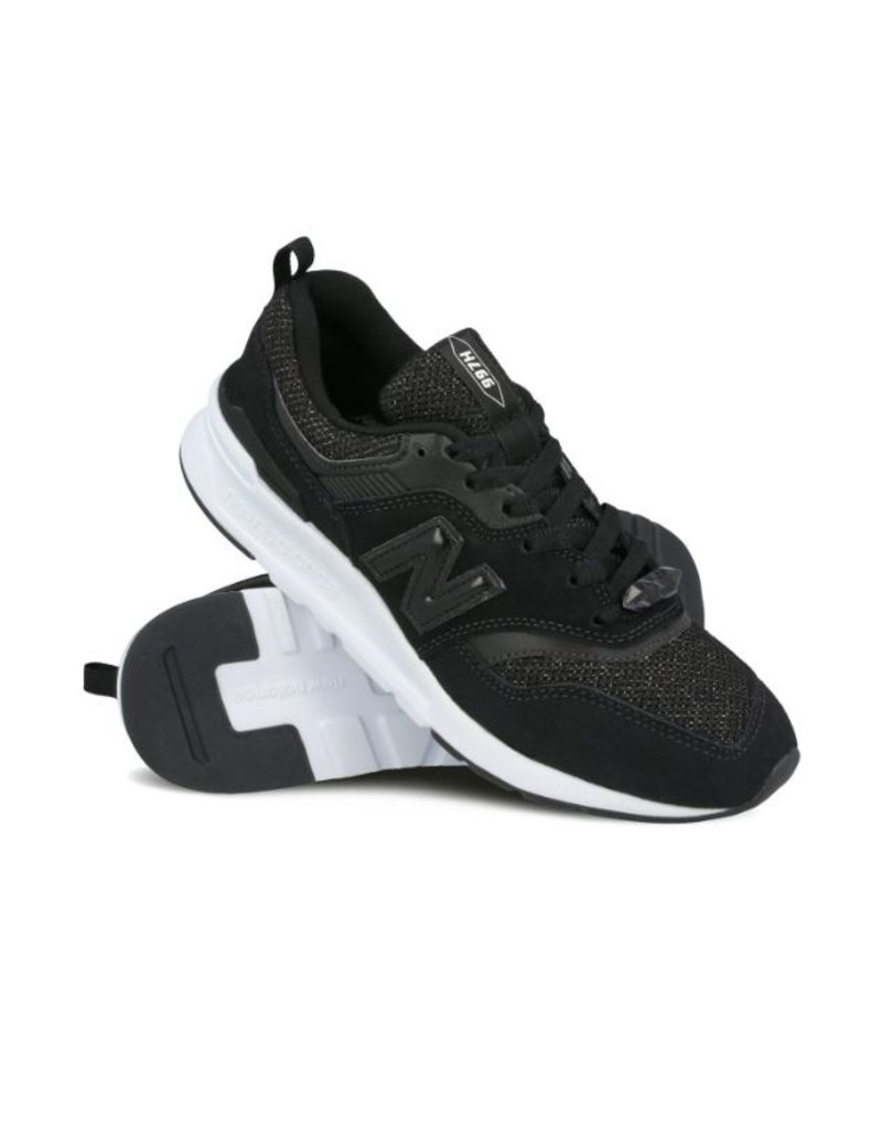 New Balance New Balance CW997HJB zwart sneakers dames