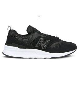New Balance CW997HJB zwart sneakers dames