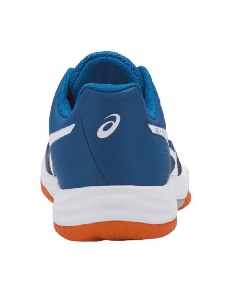 Asics Asics Gel Tactic blauw oranje indoor schoenen heren