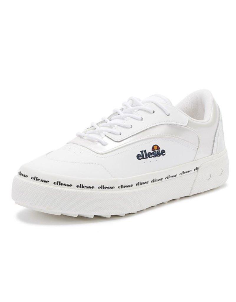 Ellesse Ellesse Alzina wit sneakers dames