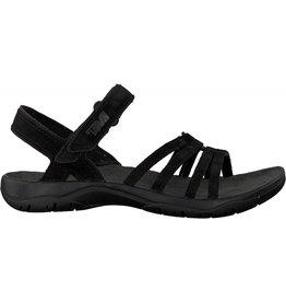 Teva Elzada leather zwart sandalen dames