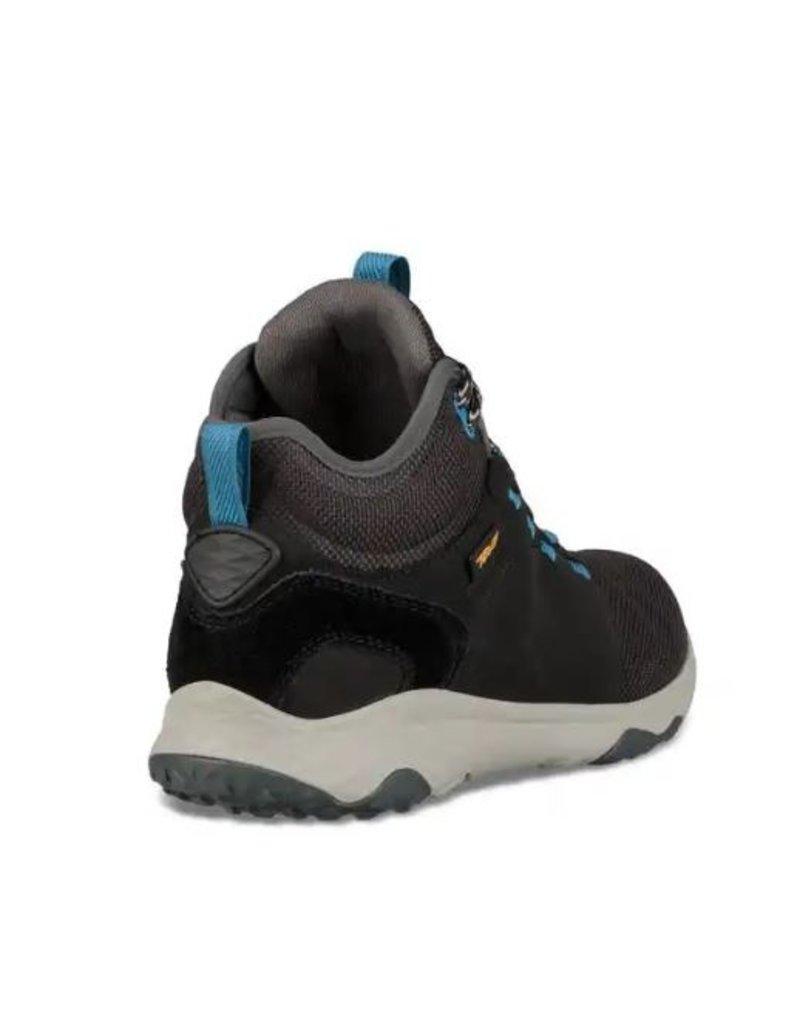 Teva Teva Arrowood Venture Mid WP zwart wandelschoenen dames