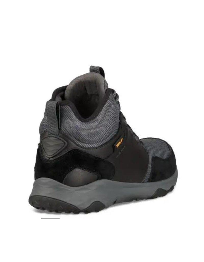 Teva Teva Arrowood Venture Mid WP zwart wandelschoenen heren