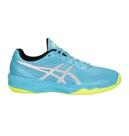 ASICS Volley Elite FF blauw volleybalschoenen dames