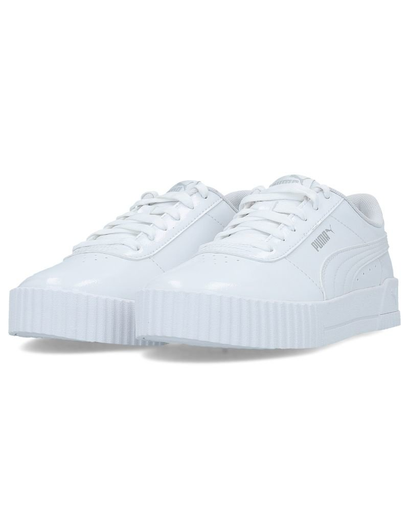 puma sneakers dames wit lak 29804b
