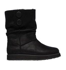 Skechers Keepsakes 2.0 Upland zwart winterlaarzen dames