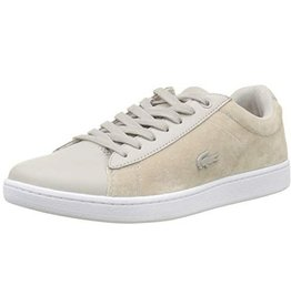 Lacoste Carnaby EVO 318 8 SPW grijze sneakers dames